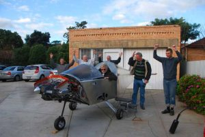 Sonex First Engine Start
