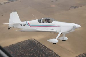 Peter Kowald, David Ford,'s RV6