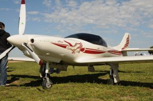 Ed & Judy King's Lancair 360