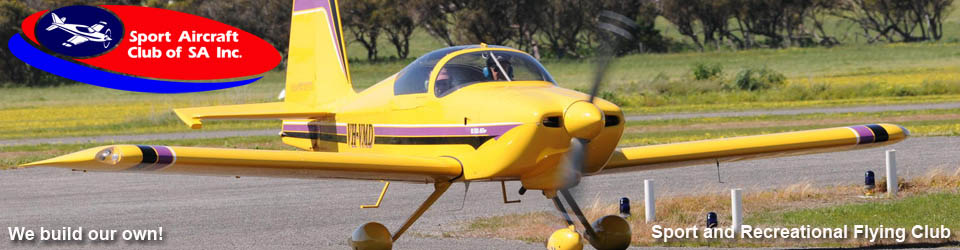 Sport Aircraft Club of SA Inc