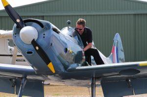 Xmas Brunch Goolwa 2014 Aircraft