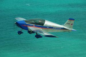 Sonex Test Flying